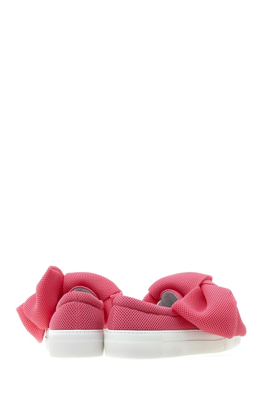 Слипоны Pink At Bow от AIZEL